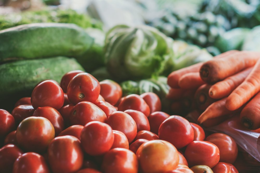 Top 10 reasons to eat more fruits and vegetables