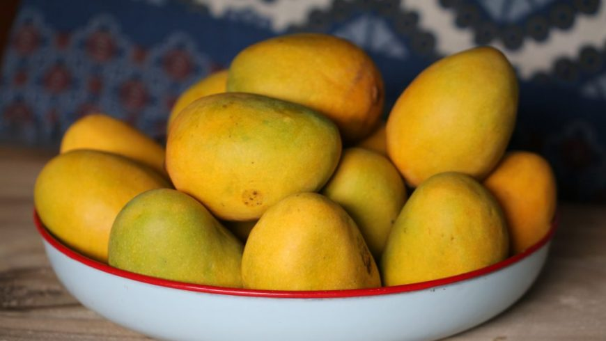 The health benefits of mango