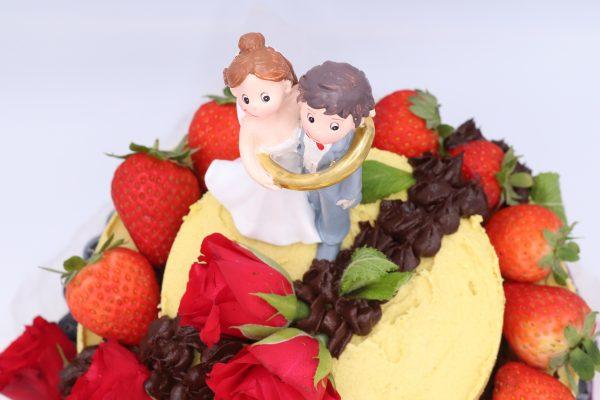 the best wedding cake