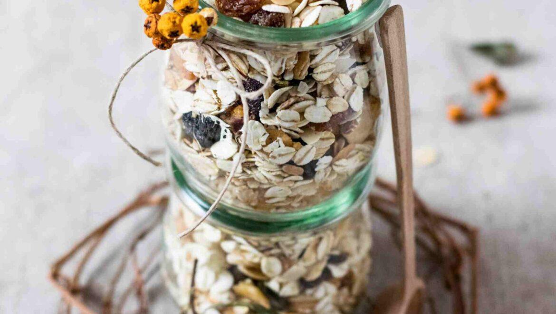 Butternut & cinnamon oats