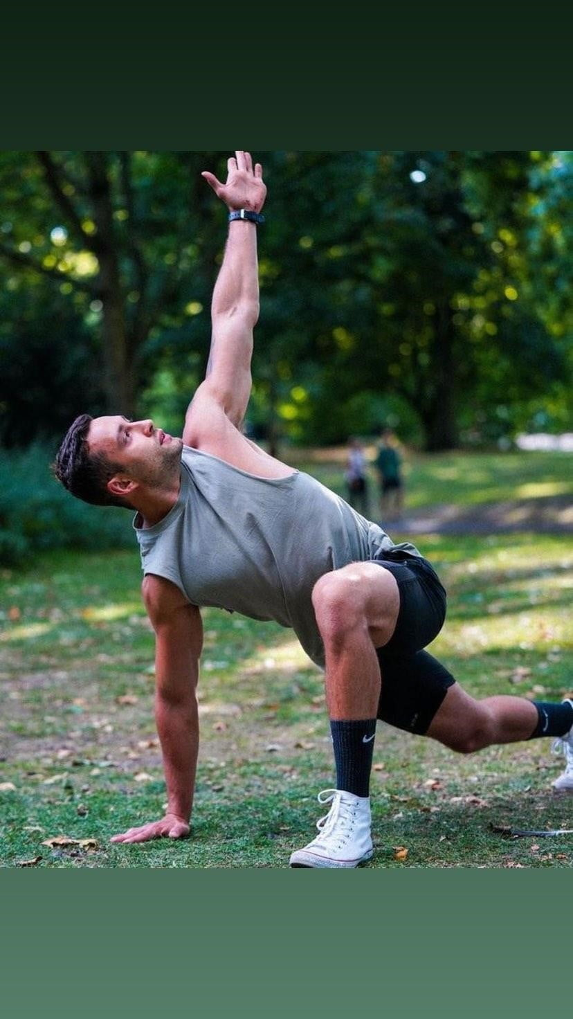 Marco Polonelli personal trainer