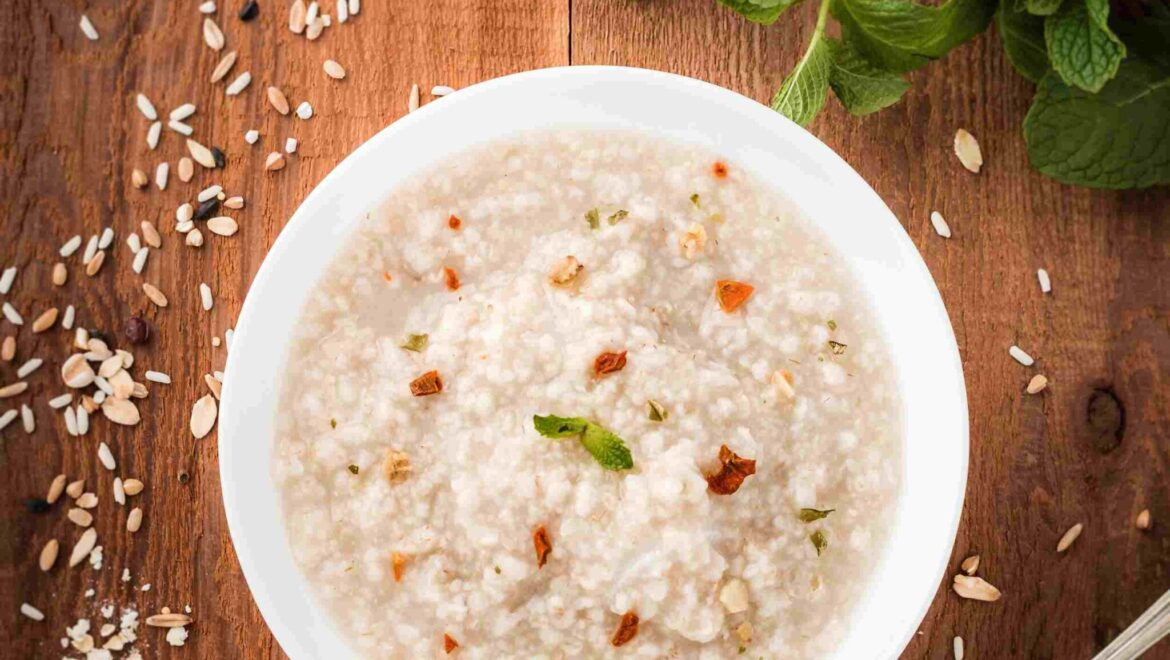 Three-grain porridge
