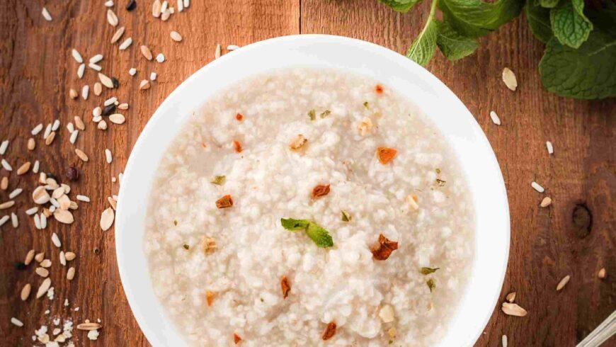 Three-grain porridge
