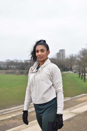 Maya Saffronhan Personal trainer